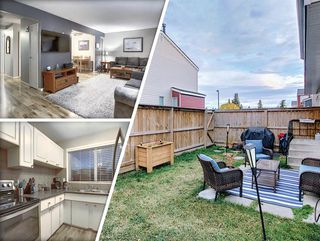 Main Photo: 90 5425 Pensacola Crescent SE in Calgary: Penbrooke Meadows Row/Townhouse for sale : MLS®# A1040260
