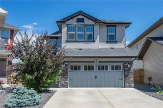 Main Photo: 92 SAGE BANK Crescent NW in Calgary: Sage Hill Detached for sale : MLS®# A1054308