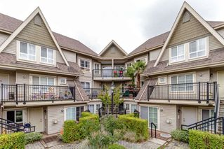 "Photo 1: 47 9339 ALBERTA Road in Richmond: McLennan North Townhouse for sale in ""TRELLAINE"" : MLS®# R2389239"