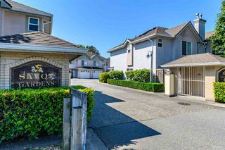 Photo 1: 7 10080 KILBY DRIVE in Richmond: West Cambie Townhouse for sale : MLS®# R2393912