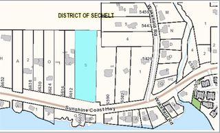 Photo 1: Lot S SUNSHINE COAST Highway in Sechelt: Sechelt District Land for sale (Sunshine Coast)  : MLS®# R2428376
