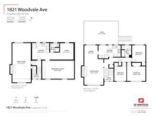 Photo 20: 1821 WOODVALE Avenue in Coquitlam: Central Coquitlam House for sale : MLS®# R2445914