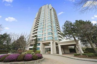 "Main Photo: 804 6611 SOUTHOAKS Crescent in Burnaby: Highgate Condo for sale in ""GEMINI 1"" (Burnaby South)  : MLS®# R2464575"