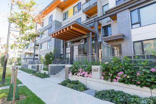 "Photo 2: 205 3138 RIVERWALK Avenue in Vancouver: South Marine Condo for sale in ""SHORELINE"" (Vancouver East)  : MLS®# R2477426"