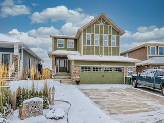 Main Photo: 21 Mount Burns Green: Okotoks Detached for sale : MLS®# A1044473