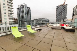 """Photo 3: 707 3488 SAWMILL Crescent in Vancouver: South Marine Condo for sale in """"3 TOWN CENTER"""" (Vancouver East)  : MLS®# R2527827"""
