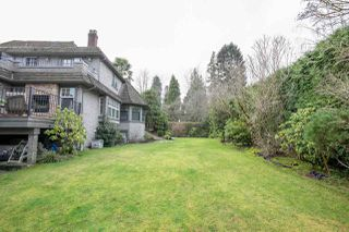 Photo 39: 1677 SOMERSET Crescent in Vancouver: Shaughnessy House for sale (Vancouver West)  : MLS®# R2529058