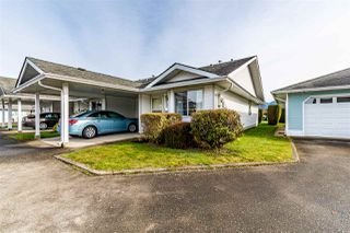 "Photo 17: 122 7610 EVANS Road in Chilliwack: Sardis West Vedder Rd Townhouse for sale in ""Cottonwood Retirement Village"" (Sardis)  : MLS®# R2441700"