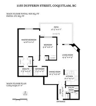 "Photo 23: 110 1155 DUFFERIN Street in Coquitlam: Eagle Ridge CQ Condo for sale in ""Dufferin Court"" : MLS®# R2457577"