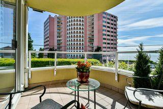 Photo 2: 202 2203 BELLEVUE AVENUE in West Vancouver: Dundarave Condo for sale : MLS®# R2466183