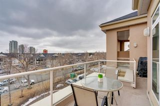 Photo 18: 401 6 HEMLOCK Crescent SW in Calgary: Spruce Cliff Apartment for sale : MLS®# A1016110