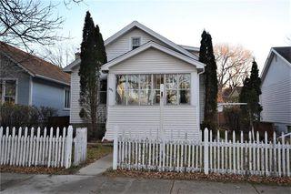 Main Photo: 290 Hamel Avenue in Winnipeg: St Boniface Residential for sale (2A)  : MLS®# 202027051