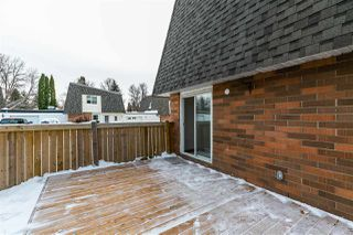 Photo 43: 48 GREENFIELD Estates: St. Albert Townhouse for sale : MLS®# E4221195