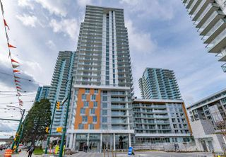 "Main Photo: 1207 455 SW MARINE Drive in Vancouver: Marpole Condo for sale in ""W1"" (Vancouver West)  : MLS®# R2405399"