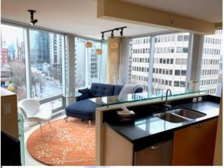 """Photo 6: 802 1003 BURNABY Street in Vancouver: West End VW Condo for sale in """"THE MILANO"""" (Vancouver West)  : MLS®# R2417411"""