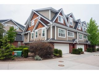 "Photo 1: 27 15988 32 Avenue in Surrey: Grandview Surrey Townhouse for sale in ""BLU"" (South Surrey White Rock)  : MLS®# R2420244"