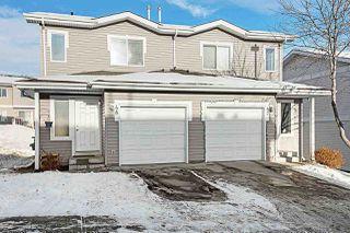 Photo 1: 48 130 HYNDMAN Crescent in Edmonton: Zone 35 Townhouse for sale : MLS®# E4182974