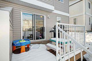 Photo 32: 48 130 HYNDMAN Crescent in Edmonton: Zone 35 Townhouse for sale : MLS®# E4182974