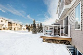 Photo 33: 48 130 HYNDMAN Crescent in Edmonton: Zone 35 Townhouse for sale : MLS®# E4182974