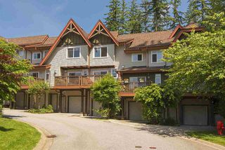 Photo 1: 133 2000 PANORAMA DRIVE in Port Moody: Heritage Woods PM Townhouse for sale : MLS®# R2184725