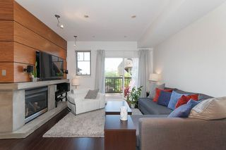 Photo 3: 133 2000 PANORAMA DRIVE in Port Moody: Heritage Woods PM Townhouse for sale : MLS®# R2184725