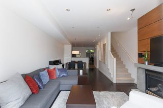 Photo 8: 133 2000 PANORAMA DRIVE in Port Moody: Heritage Woods PM Townhouse for sale : MLS®# R2184725