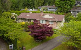 Photo 1: 1440 30TH Street in West Vancouver: Altamont House for sale : MLS®# R2454153