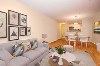 "Photo 2: 102 5577 SMITH Avenue in Burnaby: Central Park BS Condo for sale in ""Cottonwood Grove"" (Burnaby South)  : MLS®# R2481228"