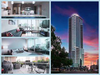 Photo 1: 202 11969 JASPER Avenue in Edmonton: Zone 12 Condo for sale : MLS®# E4211473
