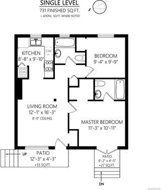 Photo 22: 2 1120 Richardson St in : Vi Fairfield West Condo for sale (Victoria)  : MLS®# 855234