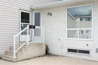 Photo 28: 14575 121 Street in Edmonton: Zone 27 Townhouse for sale : MLS®# E4224798
