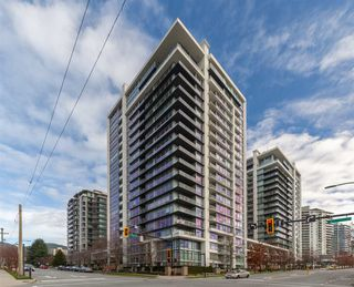 Main Photo: 1306 1320 CHESTERFIELD Avenue in North Vancouver: Central Lonsdale Condo for sale : MLS®# R2530452