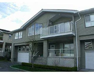 Photo 1: 1136 O'FLAHERTY GT in Port_Coquitlam: Citadel PQ Townhouse for sale (Port Coquitlam)  : MLS®# V336693