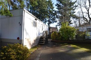Main Photo: 48 2780 Spencer Road in VICTORIA: La Langford Lake Manu Single-Wide for sale (Langford)  : MLS®# 419088