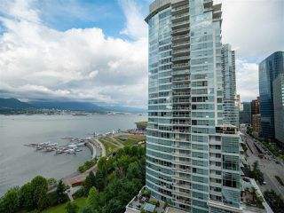 Photo 3: 1402 1168 W Cordova Streets in Vancouver: Condo for rent : MLS®# R2451675