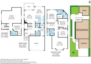 Photo 6: 200 NORTH RIDGE Drive: St. Albert House for sale : MLS®# E4196971