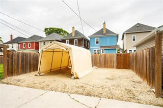 Photo 28: 327 Bannerman Avenue in Winnipeg: North End Residential for sale (4C)  : MLS®# 202013258