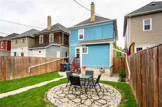 Photo 24: 327 Bannerman Avenue in Winnipeg: North End Residential for sale (4C)  : MLS®# 202013258