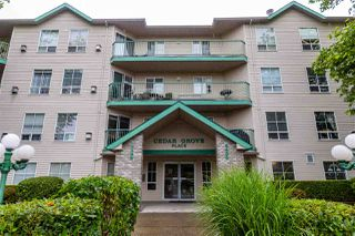 """Photo 24: 307 2435 CENTER Street in Abbotsford: Abbotsford West Condo for sale in """"CEDAR GROVE PLACE"""" : MLS®# R2466692"""