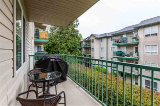 """Photo 23: 307 2435 CENTER Street in Abbotsford: Abbotsford West Condo for sale in """"CEDAR GROVE PLACE"""" : MLS®# R2466692"""