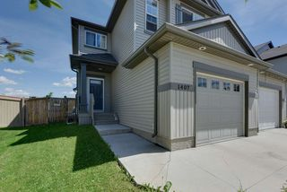 Photo 3: 1407 53 Street in Edmonton: Zone 53 House Half Duplex for sale : MLS®# E4203290