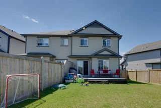 Photo 34: 1407 53 Street in Edmonton: Zone 53 House Half Duplex for sale : MLS®# E4203290