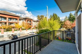 """Photo 19: 8 19753 55A Avenue in Langley: Langley City Townhouse for sale in """"City Park Townhomes"""" : MLS®# R2512511"""