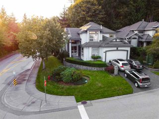 Main Photo: 74 HETT CREEK Drive in Port Moody: Heritage Mountain House for sale : MLS®# R2520745