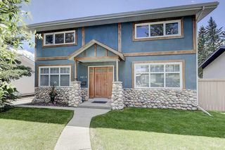 Photo 1: 5631 LODGE Crescent SW in Calgary: Lakeview Detached for sale : MLS®# C4261500