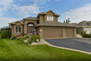 Main Photo: 24 WHISPERING Cove: Stony Plain House for sale : MLS®# E4169950