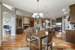 Photo 8: 24 WHISPERING Cove: Stony Plain House for sale : MLS®# E4169950