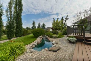 Photo 25: 24 WHISPERING Cove: Stony Plain House for sale : MLS®# E4169950