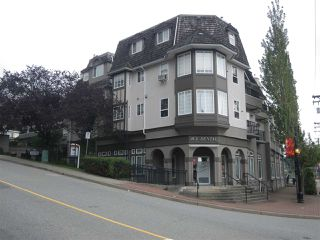 "Main Photo: 12 205 LEBLEU Street in Coquitlam: Maillardville Townhouse for sale in ""PLACE LEBLEU"" : MLS®# R2406762"