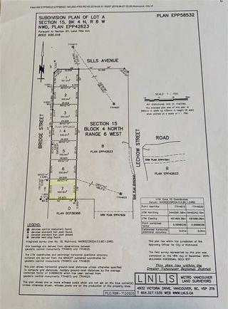 Main Photo: 7222 BRIDGE Street in Richmond: McLennan North Land for sale : MLS®# R2426178